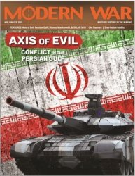 Modern War #39 Axis of Evil - Iran