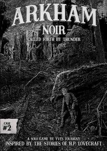 (UŻYWANA) Arkham Noir 2 Called Forth by Thunder