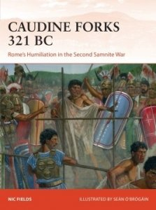 CAMPAIGN 322 Caudine Forks 321 BC
