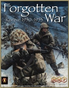 ASL Forgotten War - Korea 1950-1953