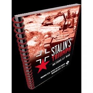 Nations at War: Stalin's Triumph - Module Rules & Scenario Book