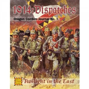 Oregon Consim Journal 1 - 1914 Dispatches