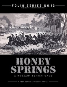 Folio Series No. 12: Huzzah! Honey Springs