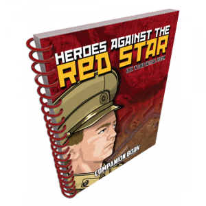 LnLT: Heroes Against the Red Star: Companion