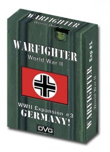 Warfighter WWII - Expansion #03 Germany