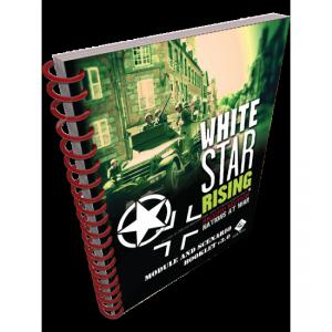 Nations at War: White Star Rising - Module Rules & Scenario Book
