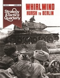 Strategy & Tactics Quarterly #10 Whirlwind – Kursk