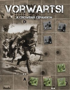 Crowbar!: The Rangers at Pointe Du Hoc – Vorwarts! Exp.