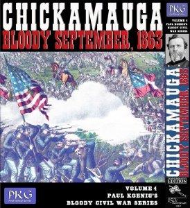 CHICKAMAUGA: Bloody September, 1863 Volume 4