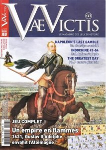 VaeVictis no. 127 Un Empire en Flammes 1631
