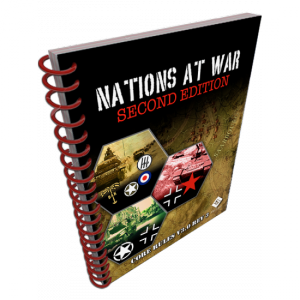 Nations at War: Spiral Bound Core Rules v3.0