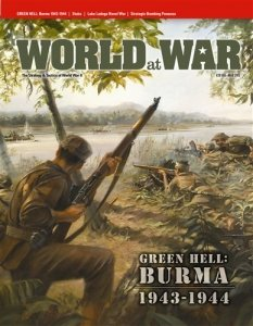 World at War #28 Green Hell: Burma 1942-1945