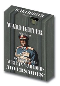 Warfighter Modern - Expansion #32 African Warlords #1