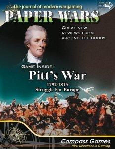 Paper Wars #92 Pitt's War