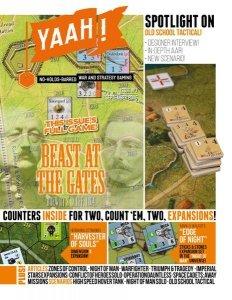 Yaah! #7 Beast at the Gate