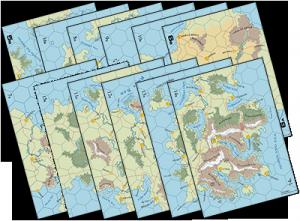 Victory Dirty Dozen 12 Map Bundle (3-4, 7-16)
