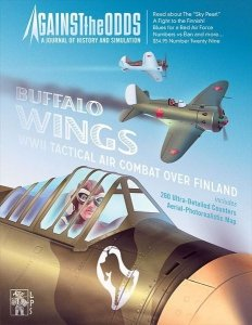 Against the Odds #29 - Buffalo Wings (Air Combat over Finland, WWII)  Reprint