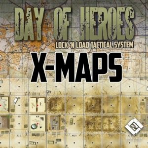 LnLT: Day of Heroes: X-Maps