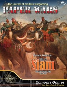 Paper Wars #94 Fall of Siam
