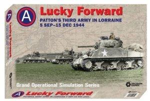 Lucky Forward: The Lorraine Campaign