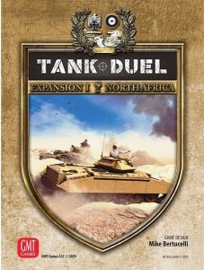 Tank Duel Expansion #1: North Africa