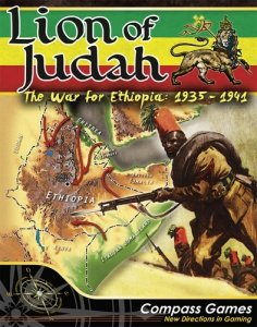 Lion Of Judah: The War For Ethiopia 1935-1941 (USZKODZONY)