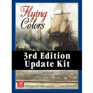 Flying Colors 3rd Edition Update Kit