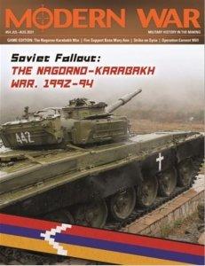 Modern War #54 The Nagorno-Karabakh War: 1992-1994