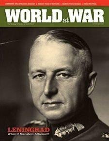 World at War #17 Leningrad'41: What If Manstein had Attacked?