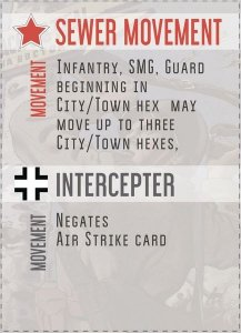 Platoon Commander Deluxe Kursk Action Card Add-On Pack