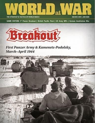 World at War #69 Breakout 1st Panzer