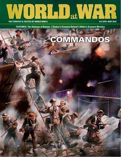 World at War #55 Commandos: Europe