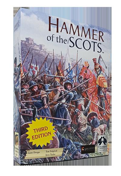 (UŻYWANA) Hammer of the Scots