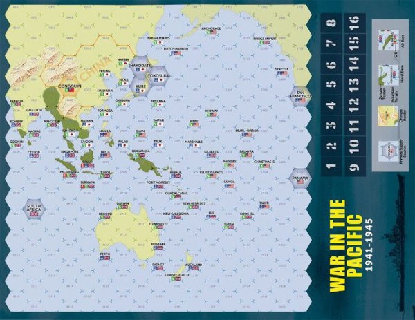 War In the Pacific: 1941 - 1945