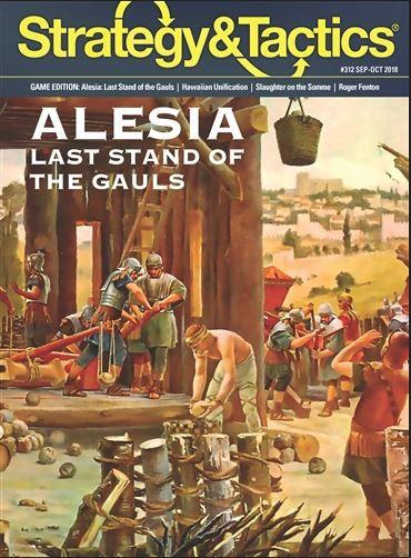 Strategy & Tactics #312 Alesia
