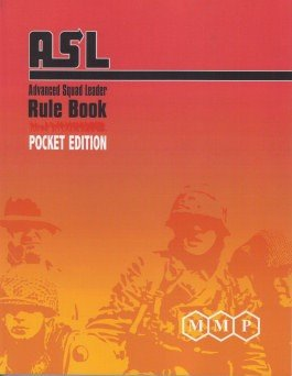 ASL Rulebook: Pocket Edition