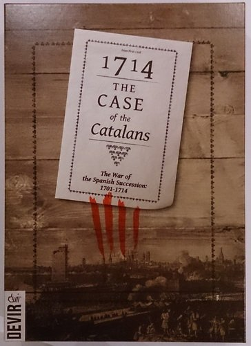 1714: The Case of the Catalans