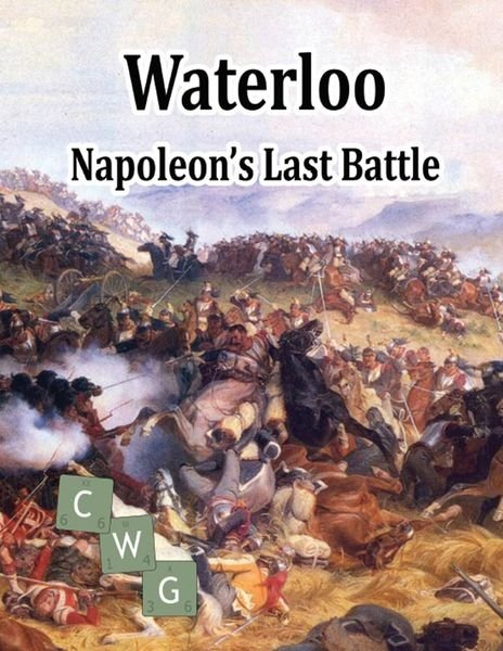 (UŻYWANA) Waterloo: Napoleon's Last Battle