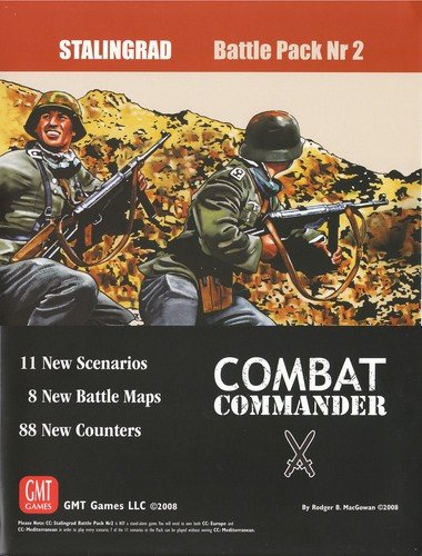 Combat Commander Battle Pack #2: Stalingrad, 3rd Printing