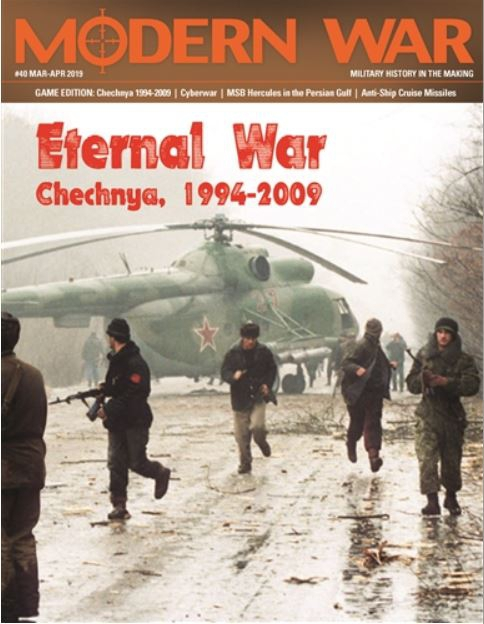 Modern War #40 Chechnya