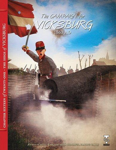 The Campaign for Vicksburg 1863