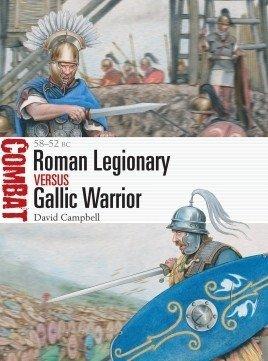 COMBAT 55 Roman Legionary vs Gallic Warrior