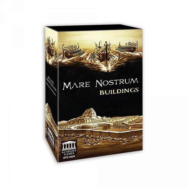 Mare Nostrum - Buildings