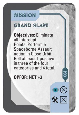Ceres: Operation Stolen Base