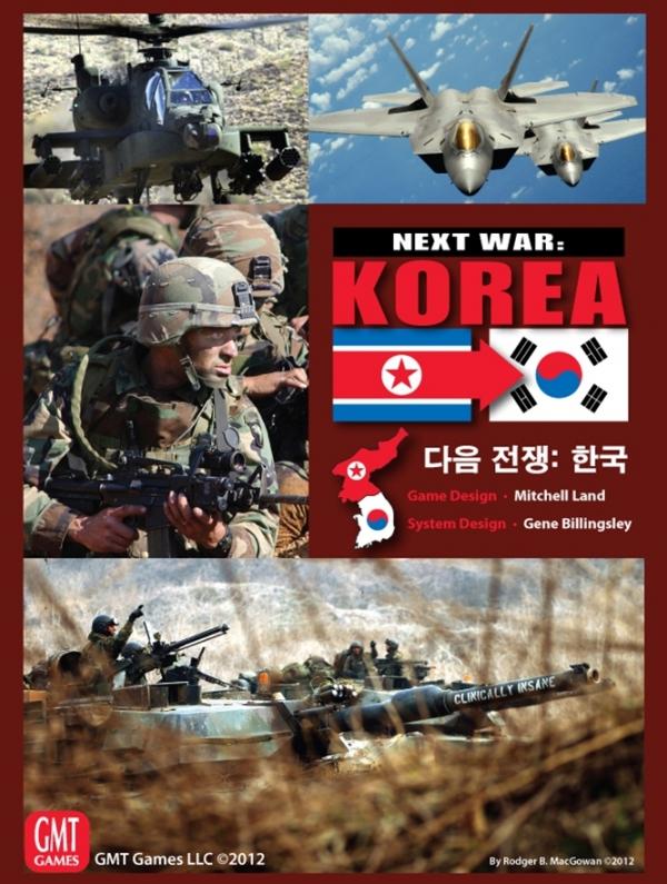 Next War: Korea, 2nd Edition