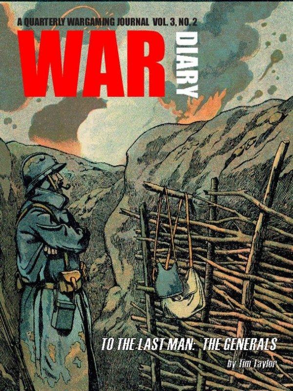 War Diary Magazine Issue #10