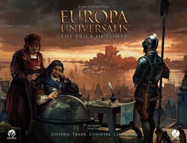 Europa Universalis: The Price of Power Deluxe