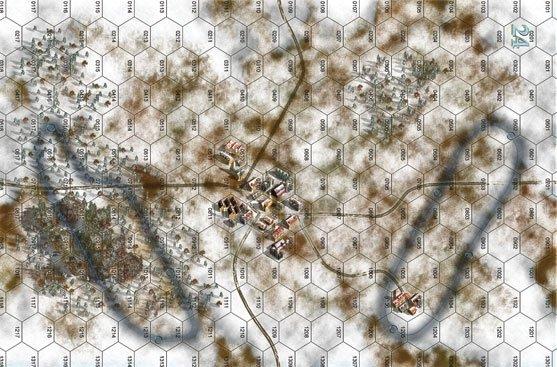 Panzer Grenadier: Winter Wonderland