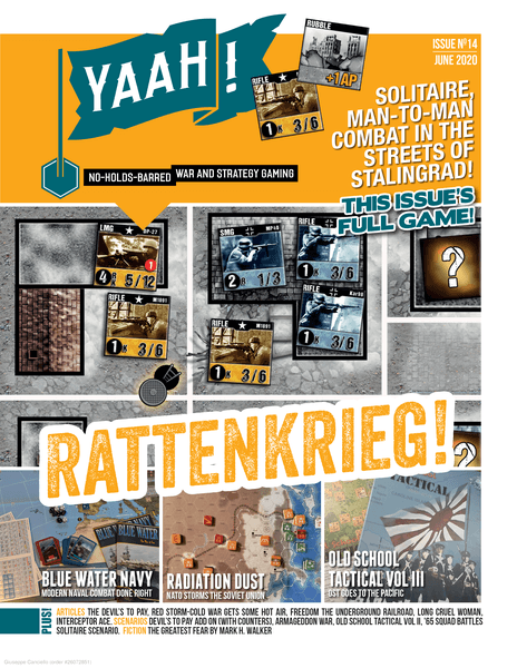 Yaah! #14 Rattenkrieg!