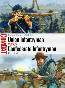 COMBAT 02 Union Infantryman vs Confederate Infantryman